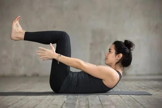Yoga Asanas to Reduce Belly Fat - Boat Pose